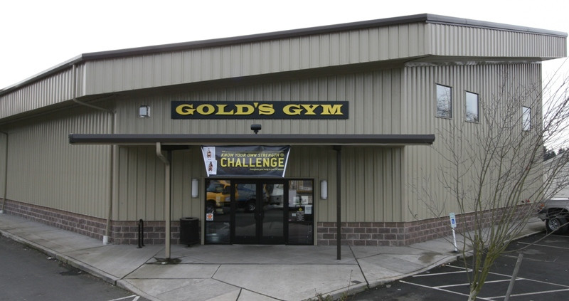Goldsgym Hci Steel Buildings